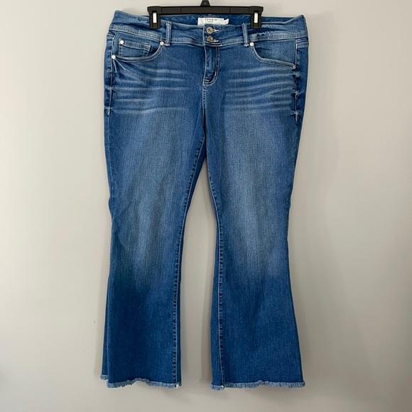 Torrid Bootcut Jeans. Size 18S